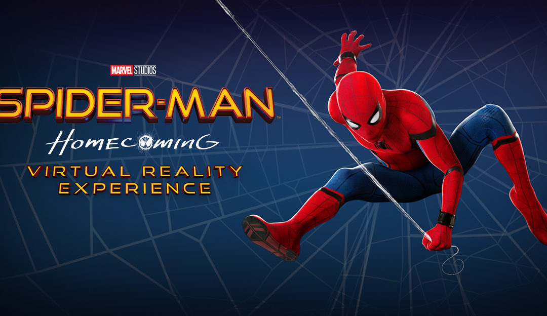 Spider-Man: Homecoming — Virtual Reality Experience